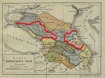 Независимый дух против самодержавия: Кавказская война ...: http://history-tema.com/nezavisimyiy-duh-protiv-samoderzhaviya-kavkazskaya-voyna-chast-i/